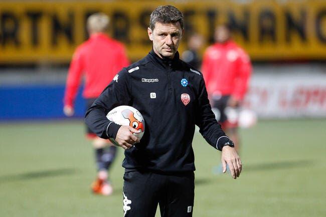 Officiel: Stéphane Jobard nouvel entraineur de Dijon