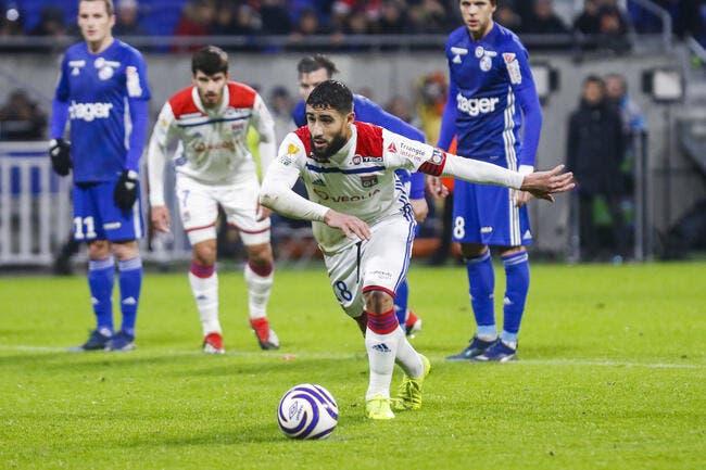 OL: A Liverpool, Fekir a déjà une place réservée… sur le banc