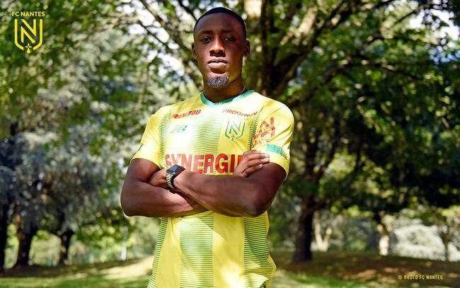 Officiel : Appiah signe au FC Nantes