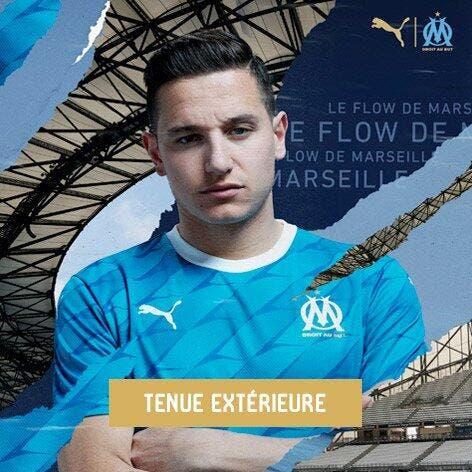 OM : Marseille dévoile ses nouveaux maillots !