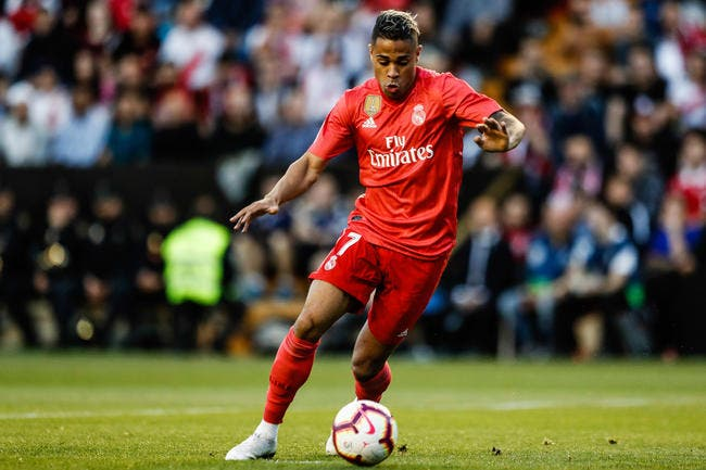 Real Madrid: This rookie at 60 ME does not have the level, Mariano Diaz will prove it