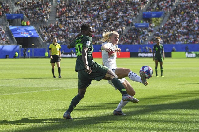 CdM 2019 : L'Allemagne rejoint les quarts de finale