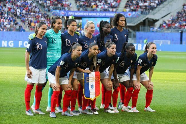 CdM Fem : France - Brésil : les compos (21h00 sur C+ et TF1)