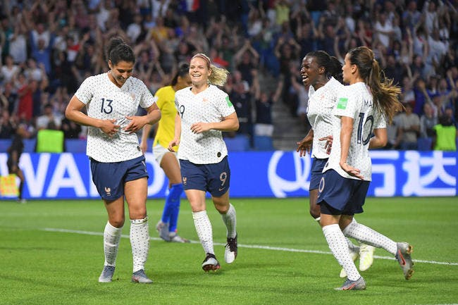 CdM Fem : Henry qualifie la France face au Brésil, c'était écrit