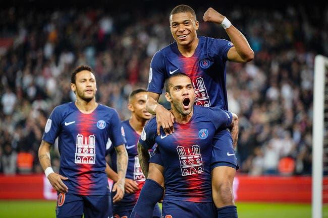 Mercato : Quitter le PSG pour Barcelone, Daniel Alves y croit