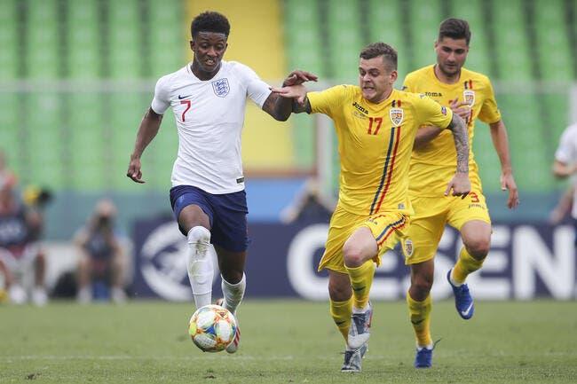 OL : Lyon craque pour ce joueur qui brille à l'Euro Espoirs