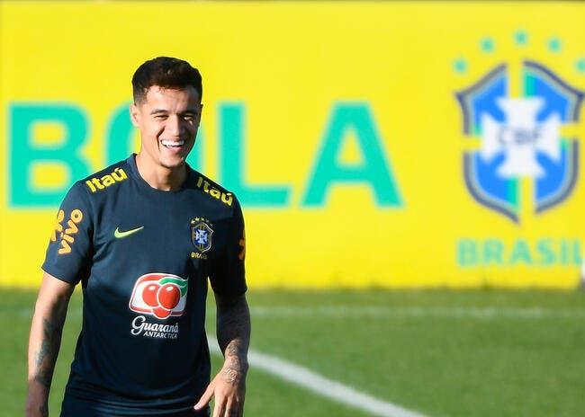 PSG : Coutinho plutôt que Neymar, Paris bouillant ?
