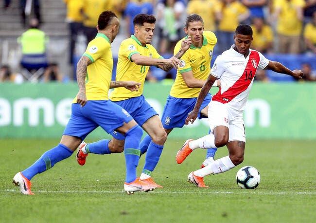 Copa America : Le tableau des quarts de finale