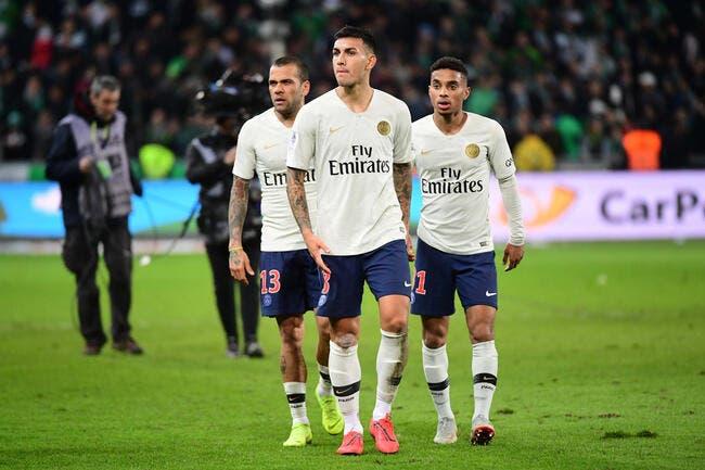 PSG : Alves quitte Paris, Neymar n'est pas le seul à pleurer