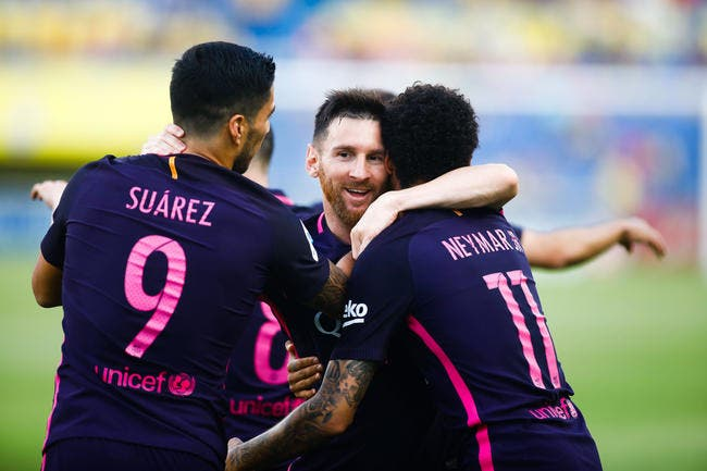 PSG : En grande forme, il allume Neymar... et Messi