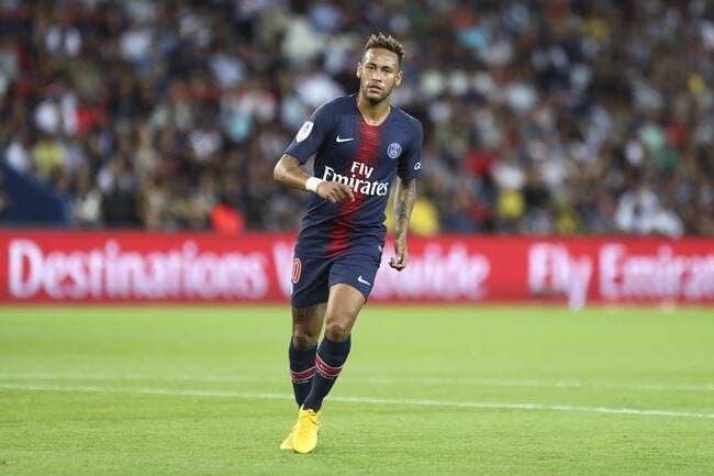 PSG : Neymar prêt à pleurnicher pour quitter Paris