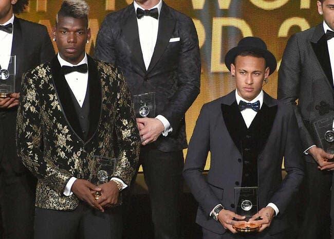 PSG : Pogba contre Neymar, l'incroyable deal  !