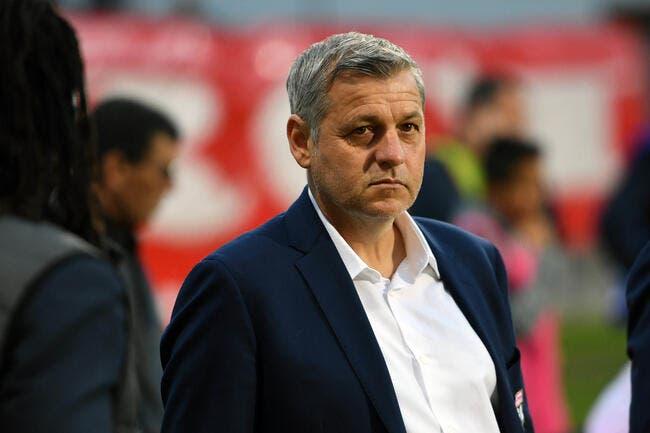 Mercato : Vieira et Blanc cités à Newcastle, pas Genesio