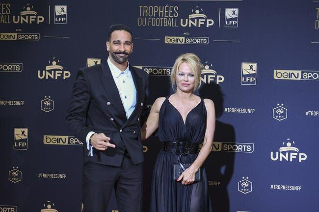 OM : Adil Rami est un « monstre », Pamela Anderson se lâche !
