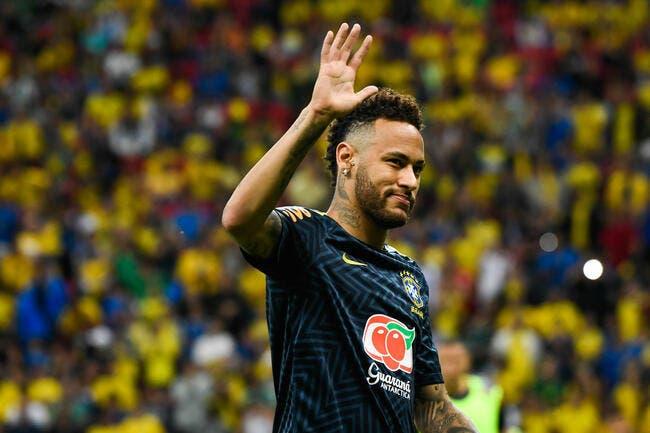 PSG : Neymar crache sur 12 ME par an pour quitter Paris