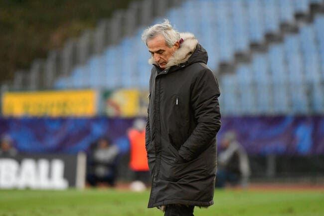 FCN: Halilhodzic fait un aveu inquiétant à la reprise des Canaris