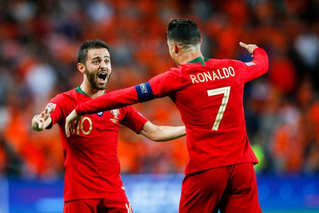 Futur Ballon d'Or, ce Portugais attend le déclin de Cristiano Ronaldo