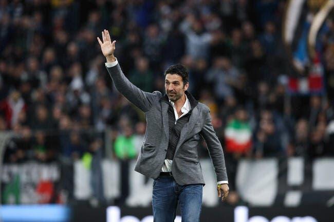 Mercato: La surprise de l'été, Buffon vers un retour à la Juventus