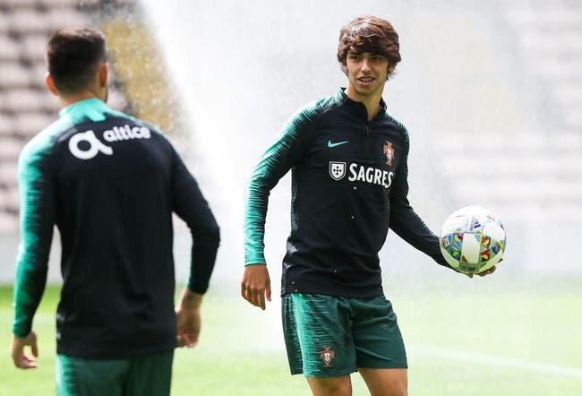 Officiel: Le Benfica reçoit 126 ME pour Joao Felix, plus que la clause libératoire!