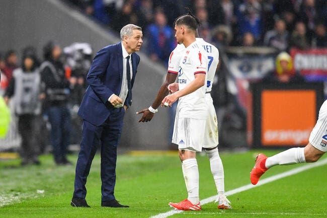 OL : Bruno Génésio est cash, il ne lui a manqué qu'une chose à Lyon