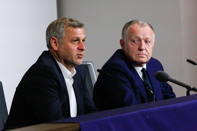 OL : Le duo Juninho-Genesio, Aulas en a rêvé à Lyon