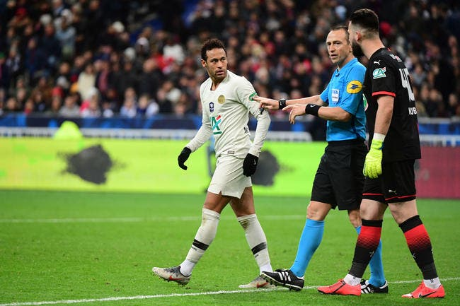 PSG: Neymar joue à 60 %, Al-Khelaïfi lui colle une grosse pression