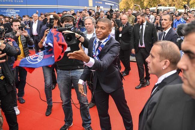 PSG : Révélation, Paris n'a payé Kylian Mbappé «que» 145 ME !