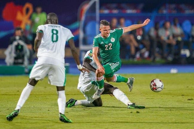 CAN 2019 : L'Algérie tape le Sénégal