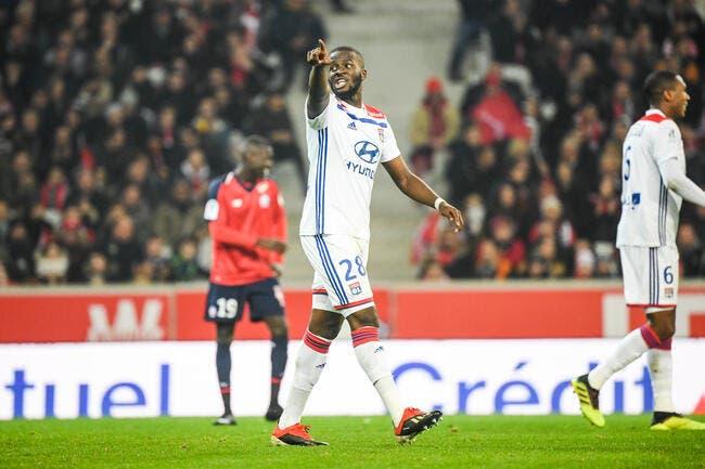 OL: Ndombele en visite à Tottenham, son transfert est imminent