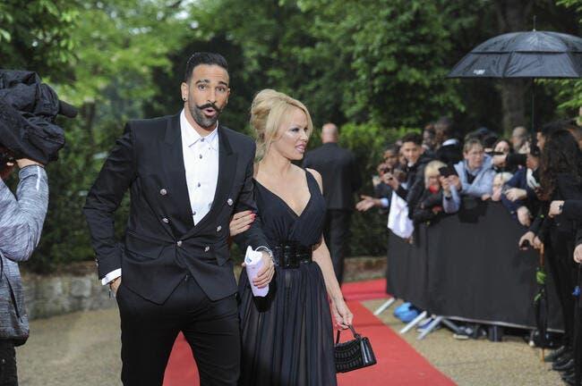 Son ex s'allie à Pamela Anderson, Adil Rami est grillé