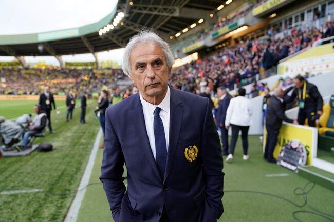 FC Nantes: Halilhodzic salement accusé par Gilles Favard