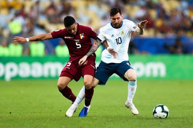 Copa America : L'aveu de Messi sur son niveau de jeu