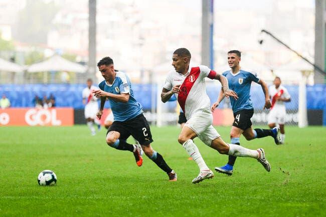 Copa America: Le Pérou fait sensation et sort l'Uruguay