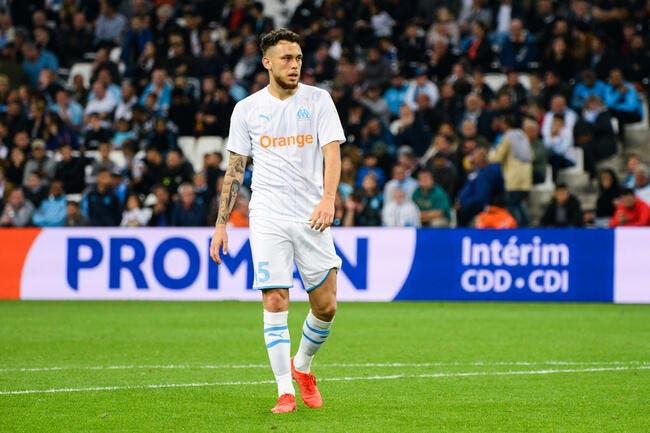 OM: Marseille cherche à vendre Ocampos et ne s'en cache plus