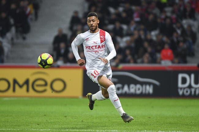 ASSE : Accord trouvé avec Nîmes pour Denis Bouanga !