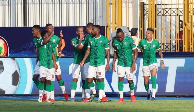 CAN 2019 : Madagascar épate et tape le Nigéria
