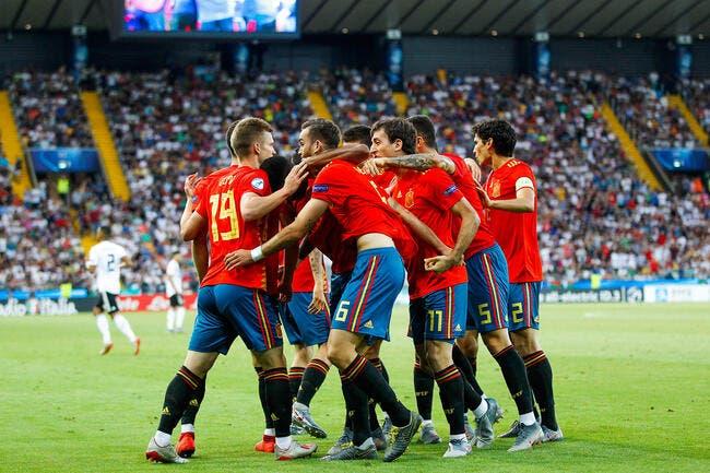 Euro Espoirs : Victoire finale pour l'Espagne, encore en démonstration