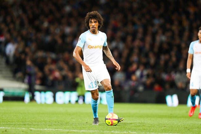 OM : Luiz Gustavo est attendu « de pied ferme » à Marseille !