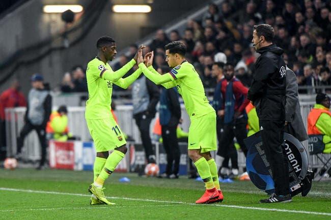 PSG : Le Barça propose trois joueurs pour Neymar, dont Dembélé