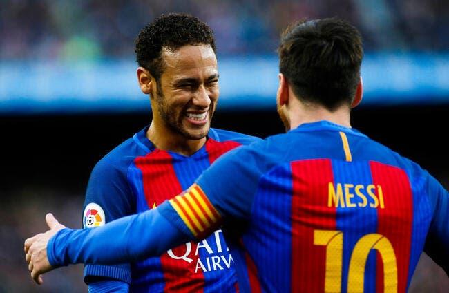PSG : Neymar au Barça, Messi s'occupe de tout