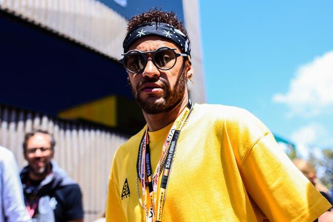 PSG : «Patience», le clan Neymar répond à la rumeur Barça
