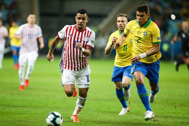 PSG : Thiago Silva a hâte d'en découdre avec Messi