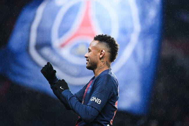 Neymar est fou ! Il relance en personne le Real Madrid — PSG