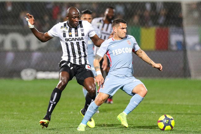 Angers et Monaco se neutralisent à Raymond Kopa