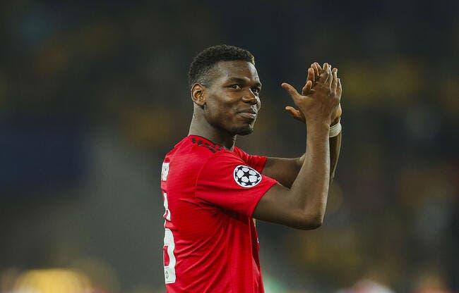 Man United: Pogba vers une promotion, Mourinho risque de s'étouffer