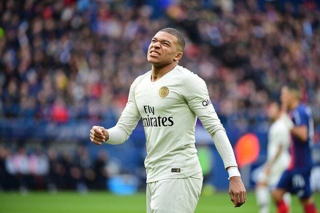 PSG : 24 buts pour Mbappé, pas mal pour un joueur qui vendange
