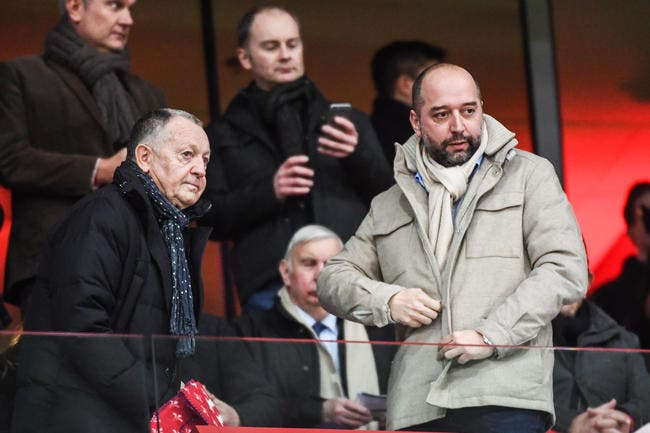 OL : Aulas se fout de l'OM ou de l'ASSE, lui il veut doubler Lille !