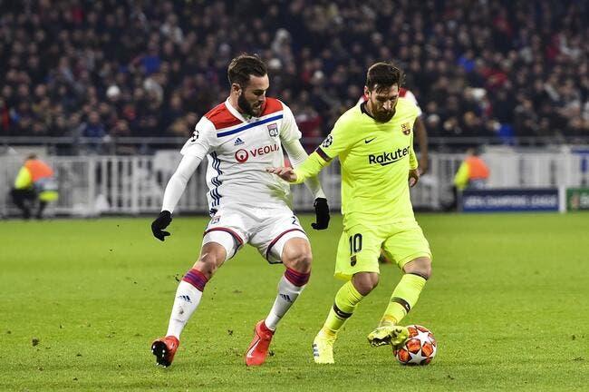 OL : Lyon peut se qualifier à Barcelone, tout dépend de Messi…