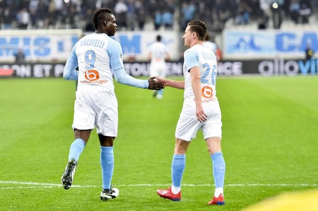 OM : Dehors les vieux, Petit est fan de ce nouveau Marseille !