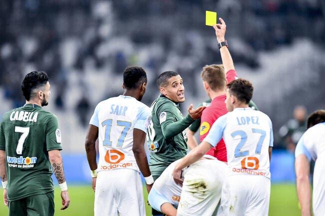 ASSE : Khazri commence à agacer du côté de Saint-Etienne